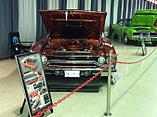custom car club plaque, tradeshows