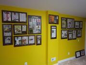 newspaper framed article, article framing, newspaper article framing