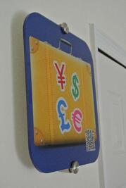 App Icon Sign, Iplaque, app plaque