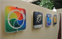 Icon Signs, App Icon Signs, I love my App, marketing apps