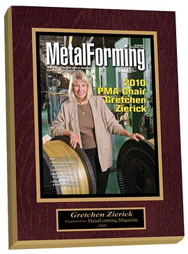 magazine article plaque, magazine cover plauqe, custom laminated plaques