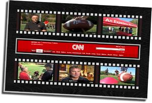 With a Screen Capture Plaque, you can commemorate your favorite YouTube, Vimeo, Vine, or other online videos.