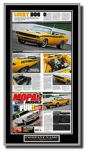 Mopar Muscle Cars,mopar muscle magazine,mopar muscle plaque