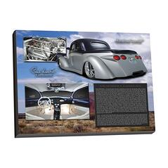 custom showboard,display board,custom car showboard
