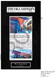 magazine frame, architects and design, magazine framing