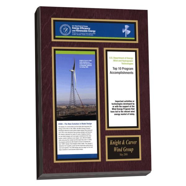 american plaque magazine plaque