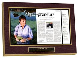 magazine frames, frame magazine articles