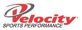 velocity sports performance logo