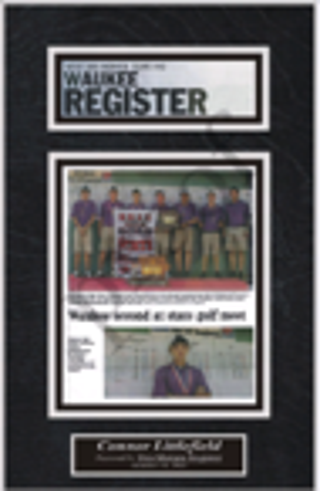 newspaper display frame, magazine display frame, newspape frame