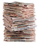 preserve articles, preserving newspaper articles, preserve magazine articles, display articles