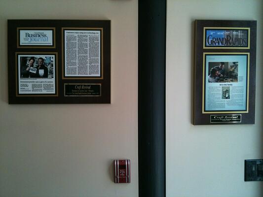 frame magazine, frame newspaper articles, frame magazine articles