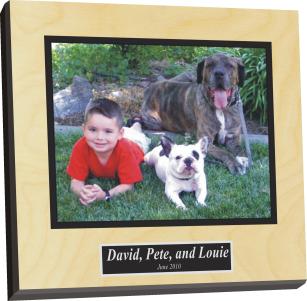 digital photo plaque,upload digital photo