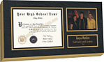 diploma plaque, diploma plaques, mounting my diploma