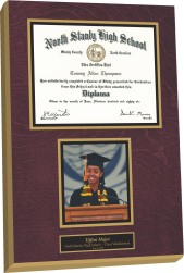diploma plaque, diploma photo plaque, certificate plaque