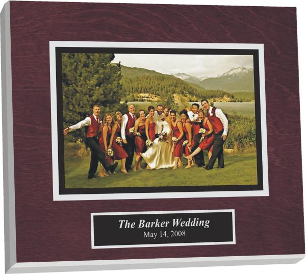 Group photos framed