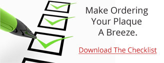 Download our checklist to help plan your order!