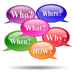 With a pre-interview, reporters can narrow down their list of questions to the ones that are most relevant within the categories of who, what, where, when, why and how.