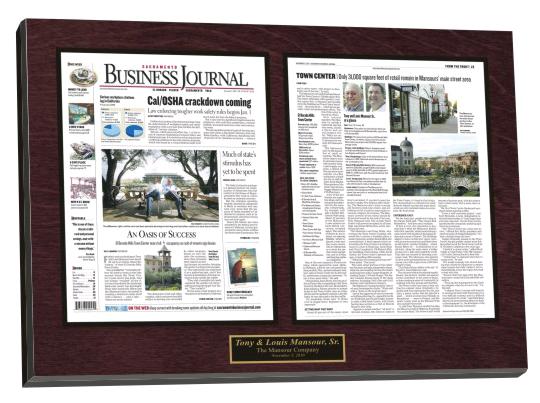 newspaper article framing, framing newspaper articles, display newspaper articles