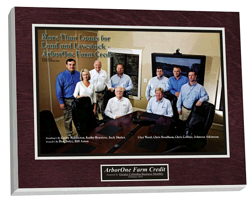 business plaques, laminated plaques, display news articles