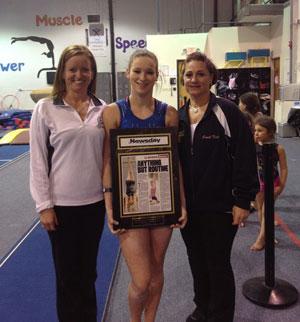 Bethpage Gymnastics Alexis