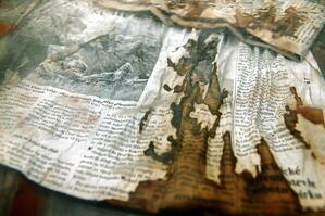 Water and other liquids can destroy an otherwise great article. Don't let this happen to your favorite article!
