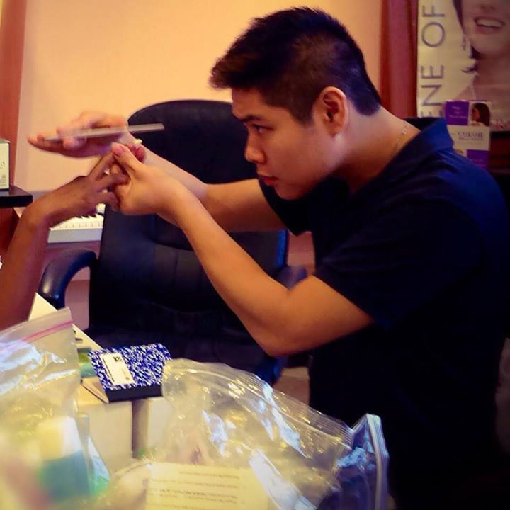 Acrylic Plaques for the Nail Pro: Bryan Vu
