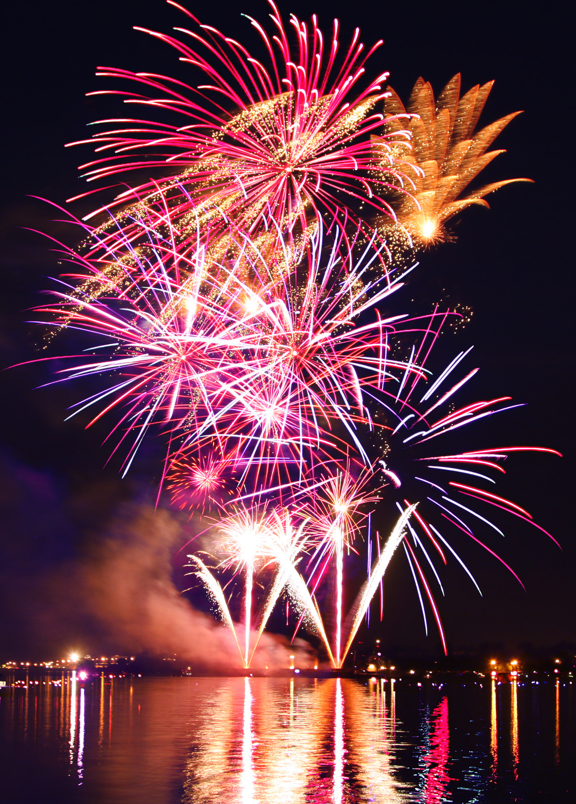 Enjoy your fireworks displays safely!