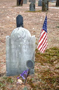 The grave marker of a Revolutionary War hero is a monument to our forefathers, and for many, the only way we can preserve their memory.
