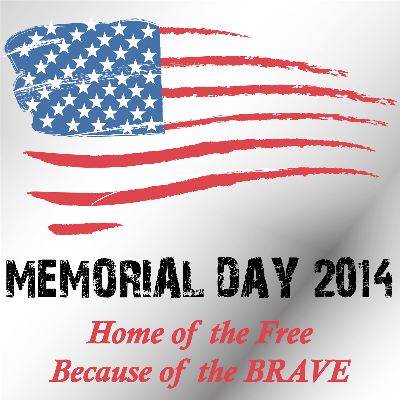 In fond remembrance of our fallen heroes on this Memorial Day in 2014.