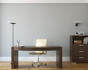 A bland office, even one in the home, is a boring place to work in. Liven it up with a custom plaque or two.